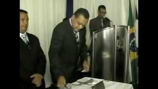 Posse dos Vereadores, Prefeito e Vice-prefeito em Periquito/MG - 2013-2016 - parte 3