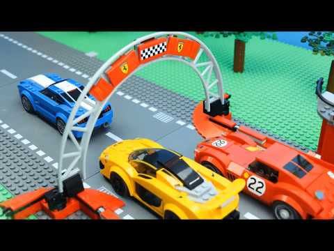 The great Lego Race