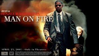 Man On Fire /Гнев, English Trailer