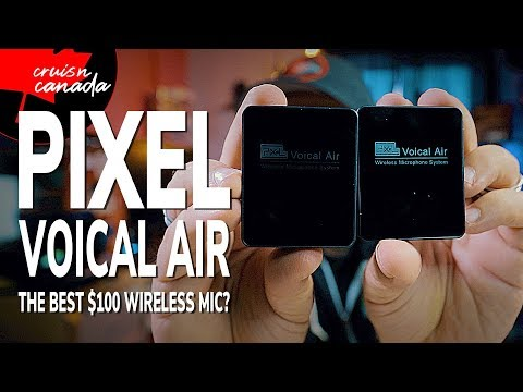 pixel-voical-air-wireless-mic---is-this-the-best-$100-wireless-mic?