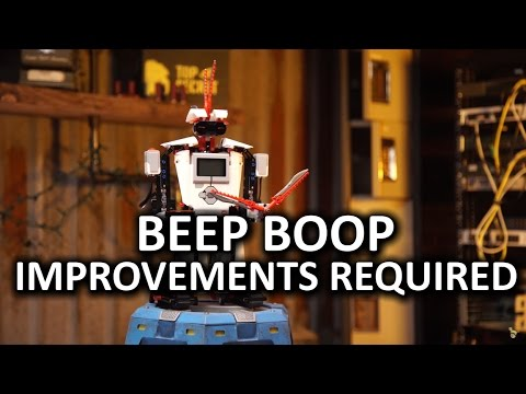 Lego Mindstorms EV3 Review - A lack of enthusiasm