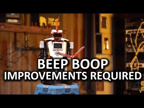 Lego Mindstorms EV3 Review - A lack of enthusiasm