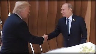 BREAKING: MINUTES AGO TRUMP SHOOK PUTIN'S HAND, WHAT HAPPENED NEXT IS UNBELIEVABLE