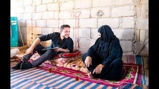 سمو الأمير الحسين بن عبدالله الثاني ولي العهد يقوم بزيارة مفاجئة لأسرة عفيفة في منطقة رحمة في العقبة