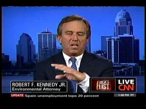 Deepwater Horizon - April 29, 2010 - CNN - Robert F Kennedy Jr.