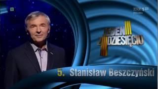 1z10 E110 10 Stanisław Beszczyński 303pkt - premiera 17.12.2018