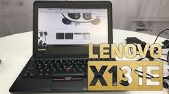 Lenovo X131e (Thinkpad) Chromebook Keyboard Replacement