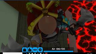 Roblox - Flood Escape 2 - Mineshaft Madness (my best run for a friend) and Annihilated Academy