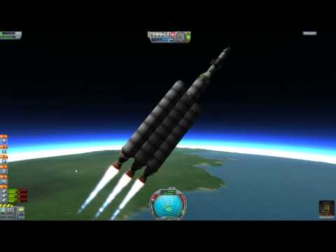 kerbal space program how to play career mode