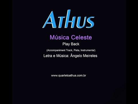 ATHUS - Música Celeste - Play Back (Accompaniment Track, Pista, Instrumental)