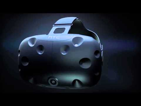 Introducing HTC Vive VR