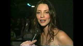 Camila Rodrigues, 24-09-2005, entrevista com Francisco Chagas no Over Fashion