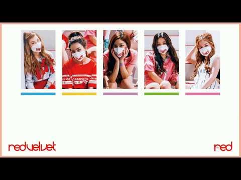 Red Velvet (레드벨벳) - Cool World [韓繁中字幕]