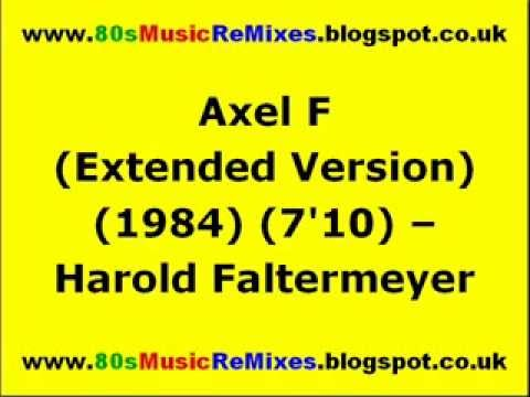 Axel F (Extended Version) - Harold Faltermeyer | 80s Club Mixes | 80s Club Music | 80s Dance Music