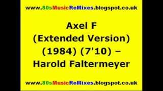 Axel F (Extended Version) - Harold Faltermeyer