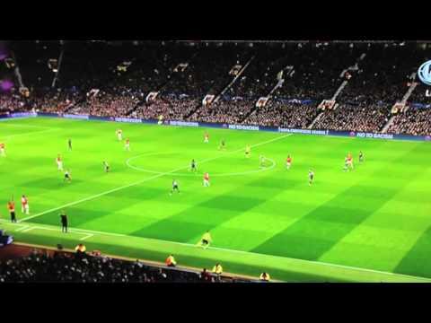 Manchester United vs Olympiakos Leg 2 (3-0) All Goals 2014