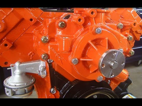 mopar 440 oil pump gasket