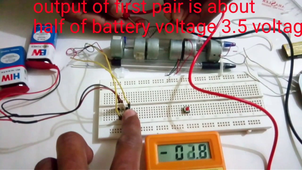 MINI PROJECT OF ENERGY LOSS OF THE ELECTRICAL TO MECHANICAL AND ...