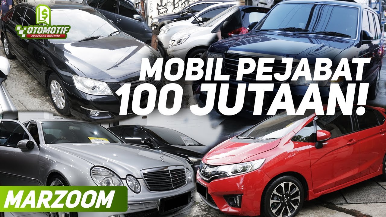 100 Jutaan Dapet Sedan Mewah Cek Harga Mobil Bekas 100 Jutaan Di Jakarta Timur Marzoom Youtube