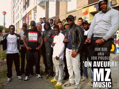JOK'AIR MZ MUSIC - ON AVEURRI [Avant