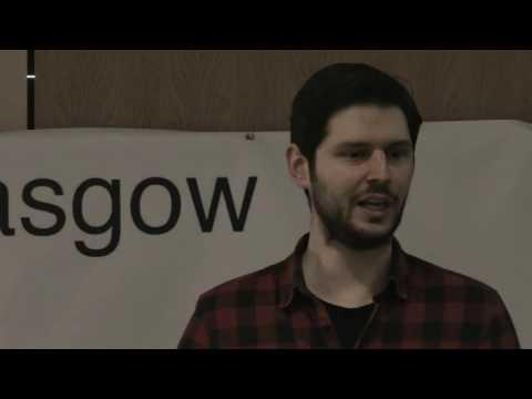 The underground economy | Dr Theodore Koutmeridis | TEDxUniversityofGlasgow