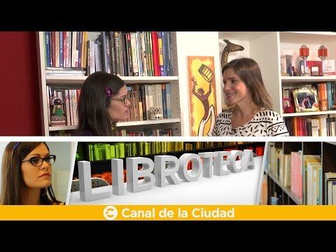 """<h3 class=""""list-group-item-title"""">Conocé los libros que lee Angela Lerena en Libroteca</h3>"""