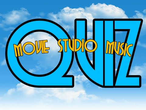 Movie Studio Music Quiz