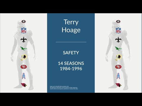 Terry Hoage: Football Safety