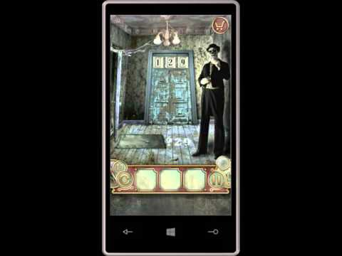 Побег из Особняка 11 уровень Windows Phone