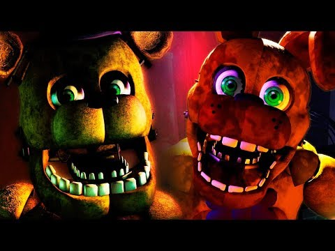A MAIOR FAN GAME DE FIVE NIGHTS AT FREDDY'S! FINAL NIGHTS 4!