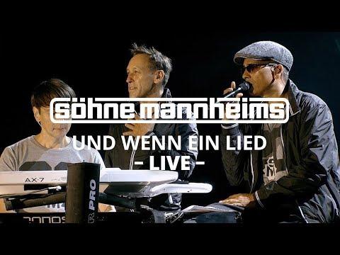 Söhne Mannheims - Und wenn ein Lied // EVOLUZION Live [Live]