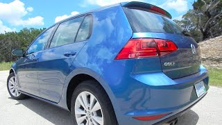 2015 Volkswagen Golf TDI Review