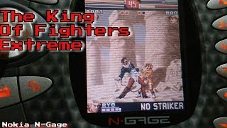 Nokia N-Gage _The King Of Fighters Extreme