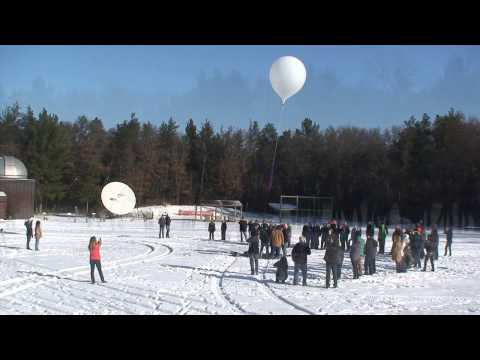 Wildlands School - Pie In The Sky Weather Balloon Launch