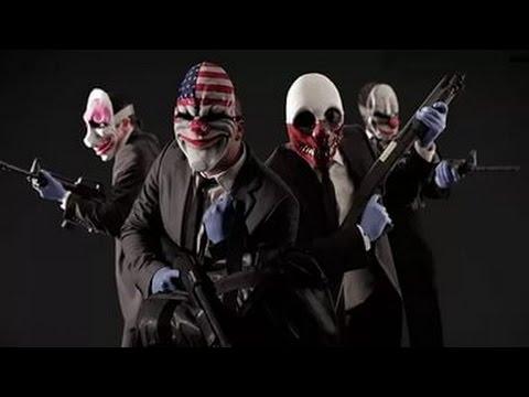 PAYDAY 2-Ограбление банка