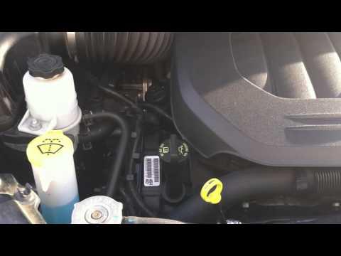 Dodge Grand Caravan 3.6 Liter Pentastar VVT making noise UPDATE: harmonic balancer