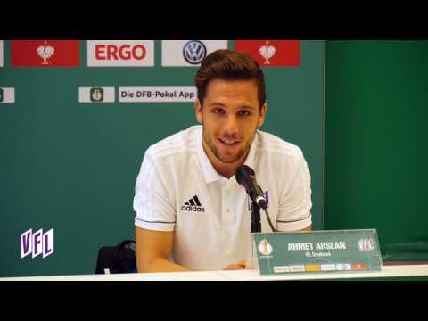 VfL-TV | Die Pressekonferenz vor dem DFB-Pokal