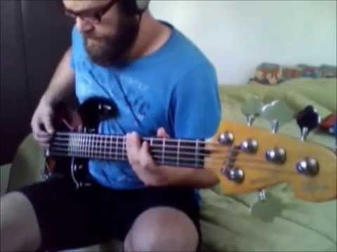 Liquid Burns | The Haunted Bass Cover