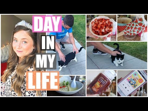 day-in-my-life!-cooking,-cleaning,-facial-&-thai-food!-2019