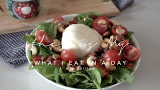 FOOD DIARY | What I eat in a day 2021 | thisisMy's Silent vlogs
