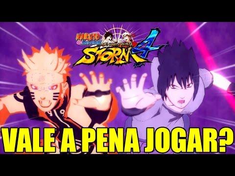 Naruto Shippuden: Ultimate Ninja Storm 4 [Vale a pena jogar?]