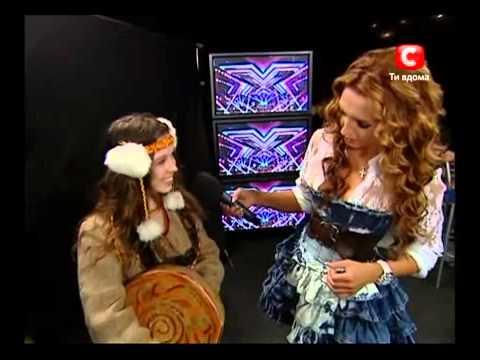 Видео: X Factor Харьков  Азиза Ибрагимова   хорошка шоу
