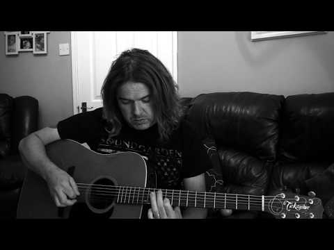 'SUNSHOWER'  Chris Cornell Cover By Eric Campbell