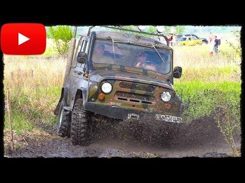 Заряженный УАЗ против Suzuki Vitara
