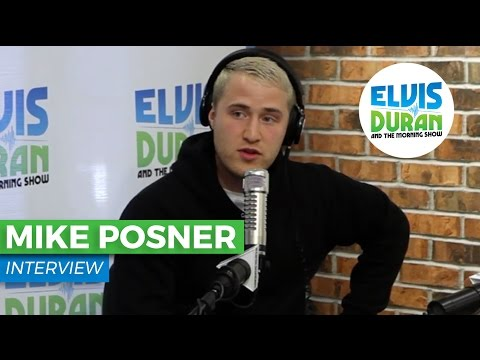 Mike Posner Talks About His New Single and Coming Back to Music ...