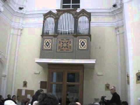 Concerto organo romantico