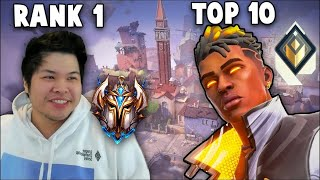 When rank 1 league gets coached by radiant player 10 (nunu main can't shoot and favorite weapon = bucky or odin)📝 tier list coaching: https://www.p...