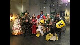 Dinner Party - Elfe, Hunne, Ork - Ein Leben Im Kostüm