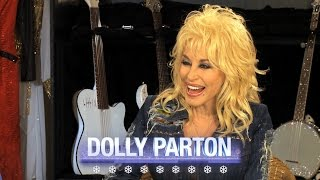 Tuesday on 'The Real': We're One on One with Dolly Parton!