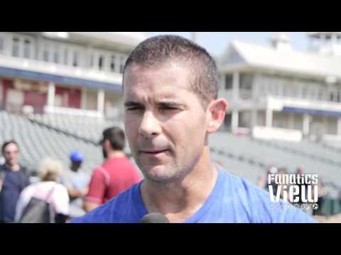 Michael Young talks Lonzo Ball, Lavar Ball, Blue Jays & Texas Rangers
